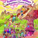 Affiche Festival des Mômes 2015
